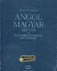 Angol-Magyar Szótár (English-Hungarian Dictionary) + szotar.net internetes hozzáférés - bőrkötés