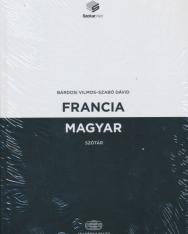 Francia-magyar szótár + online szótárcsomag