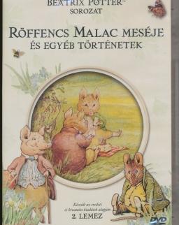 Röffencs Malac Meséje DVD