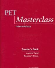 PET Masterclass Intermediate Teacher's Book