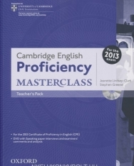 Cambridge English Proficiency Masterclass Teacher's Pack with DVD - For the 2013 exam
