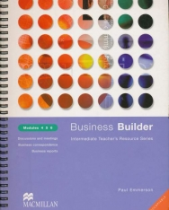 Business Builder Intermediate Teacher's Resource Series Modules 4 5 6