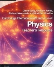 Cambridge International AS and A Level Physics Teacher's Resource CD-ROM