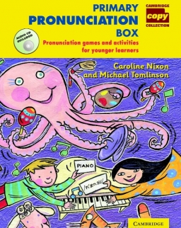 Primary Pronunciation Box Book and Audio CD Pack