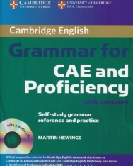 Cambridge Grammar for CAE and Proficiency with answers + Audio CDs