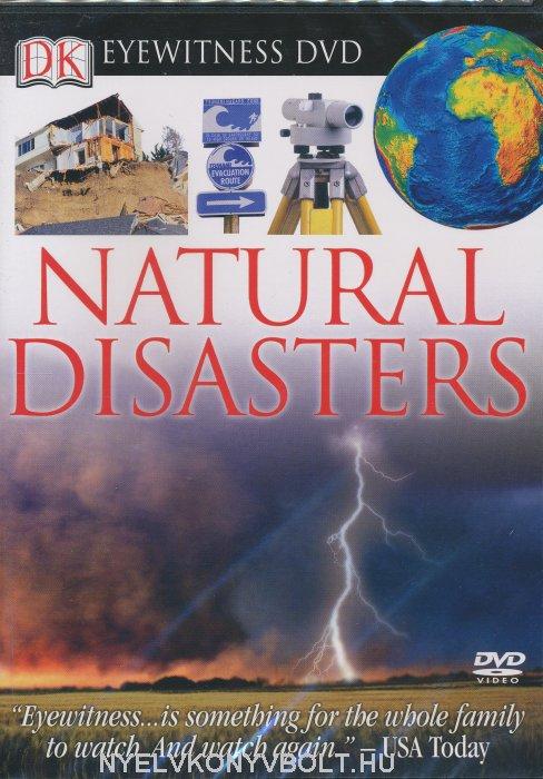 Eyewitness DVD - Natural Disasters