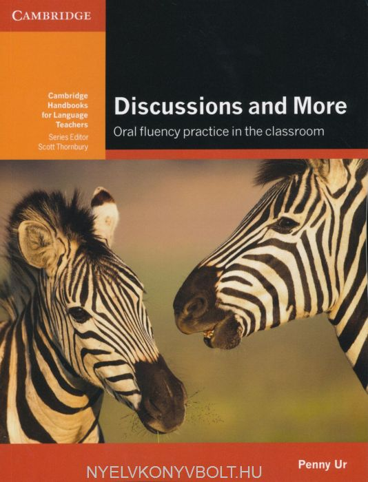Discussions and More - Oral fluency practice in the classroom