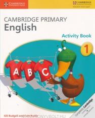 Cambridge Primary English Activity Book Stage 1 Activity Book