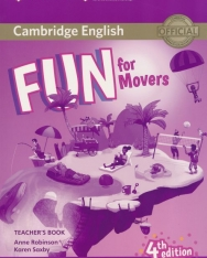 Fun for Movers 4th Edition Teacher's Book with Downloadable Audio