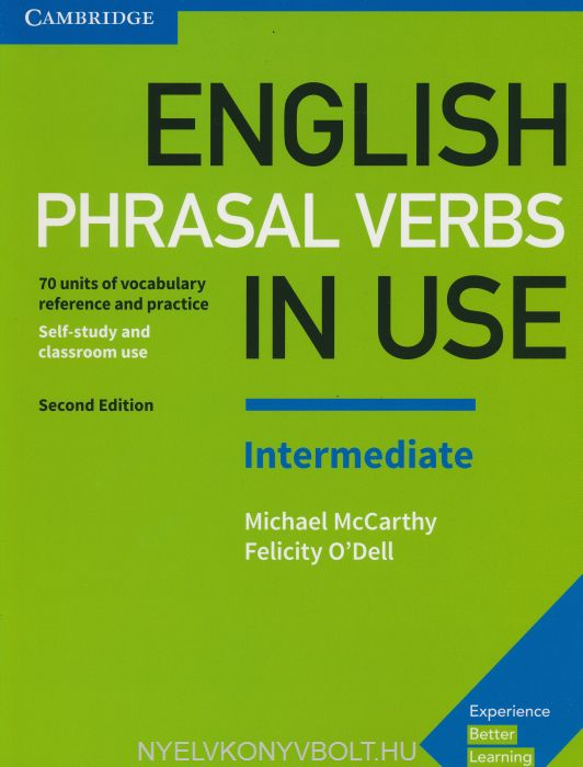 English Phrasal Verbs in Use Intermediate 2nd Edition