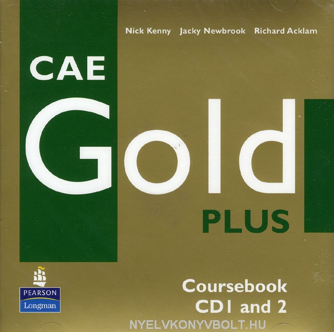 CAE Gold Plus Audio CDs