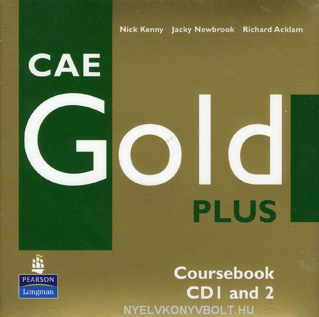 CAE Gold Plus Audio CDs