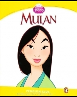 Mulan - Penguin Kids Disney Reader Level 6