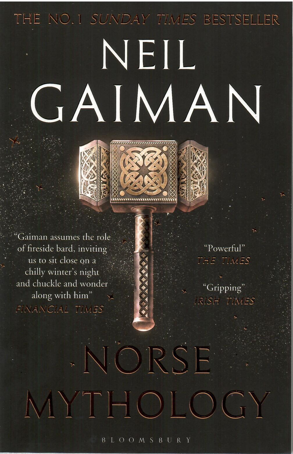 Neil Gaiman:Norse Mythology