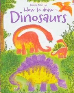 How to draw Dinosaurs (Usborne Activities)