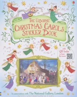 Christmas Carol Sticker Book