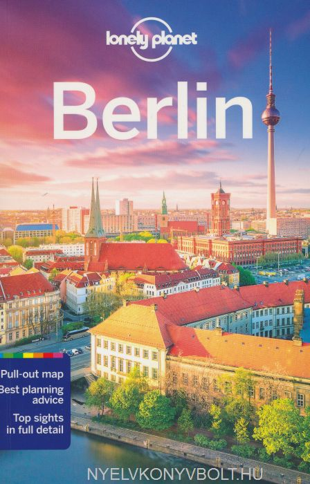 Lonely PLanet - Berlin City Guide (10th Edition)