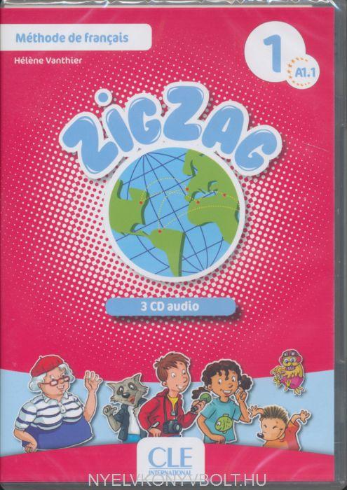 ZigZag 1 CD Audio (3)