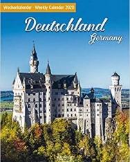 Deutschland Germany 2020 Kalender
