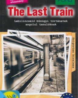 PONS: The Last Train + letölthető hanganyag - B2