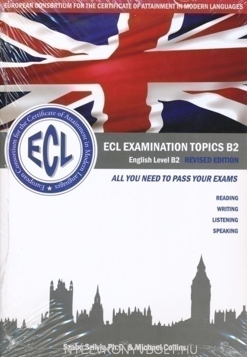 ECL Examination Topics B2 with Online Audio - Book 1