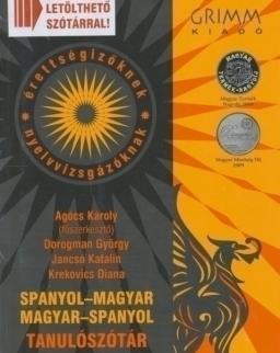Spanyol-magyar / Magyar-spanyol Tanulószótár Opcionálisan Letölthető Szótárral
