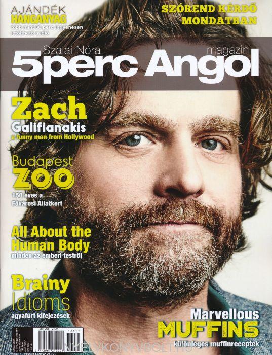 5 Perc Angol Magazin 2016 November