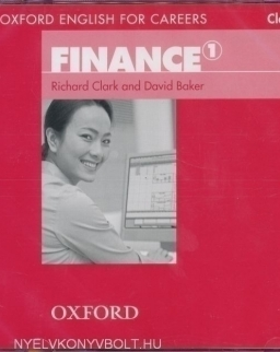 Finance 1 - Oxford English for Careers Class Audio CD