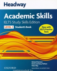 Headway Academic Skills  Ielts Study Skills Edition Level 1 Student's Bookwith Ielts Practice Test