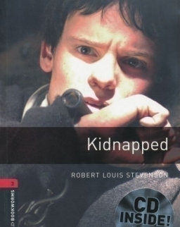 Kidnapped with Audio CD - Oxford Bookworms Library Level 3