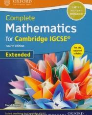 Complete Mathematics for Cambridge IGCSE - Extended