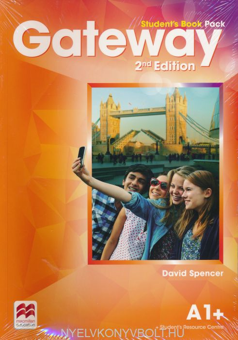 Gateway 2nd Edition A1+ Student's Book