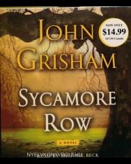 John Grisham: Sycamore Row - A Novel (6CDs)