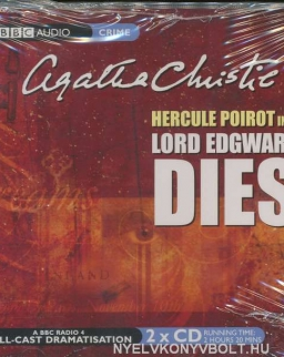 Agatha Christie: Hercule Poirot in Lord Edgware Dies - Audio Book (2 CD)