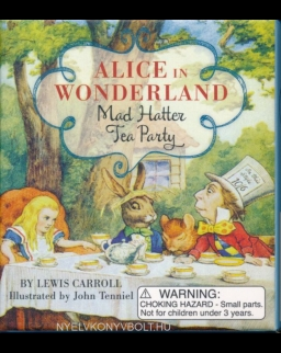 Alice in Wonderland Mad Hatter Tea Party (Miniature Editions)