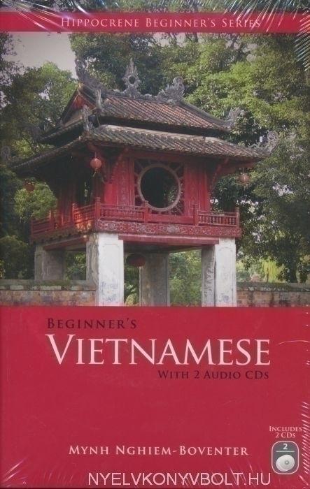 Beginner's Vietnamese with 2 Audio CDs - Hippocrene Beginner's Series