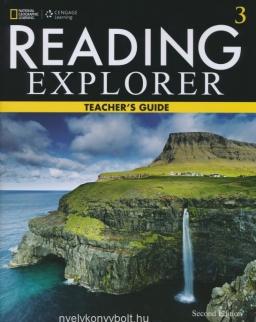 Reading Explorer 2nd Edition 3 Teacher's Guide