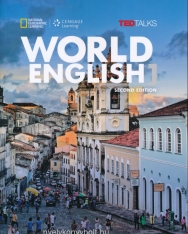 World English 1 Student's Book with Student CD-Rom - Second Edition