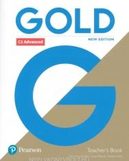 Gold Advanced New Edition (2018) Teacher's Book