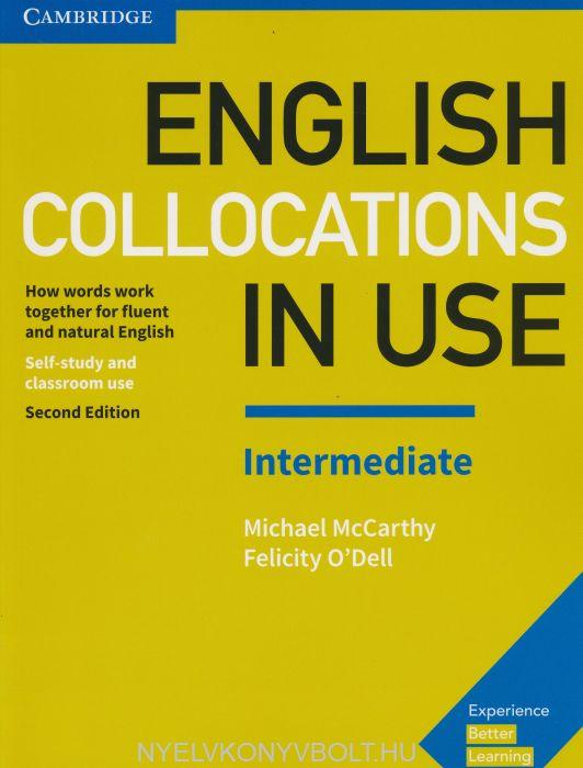 English Collocations in Use Intermediate 2nd Edition