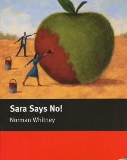 Sara Says No! with Audio CD - Macmillan Readers Level 1