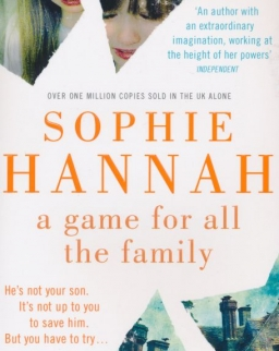 Sophie Hannah: A Game for All the Family