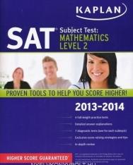 Kaplan SAT Mathematics Level 2 2013-2014