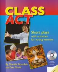 Class Act - Short Plays with Activities for Young Learners with Audio CD