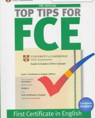 The Official Top Tips for FCE - First Certificate in English - with CD-ROM and Speaking test video