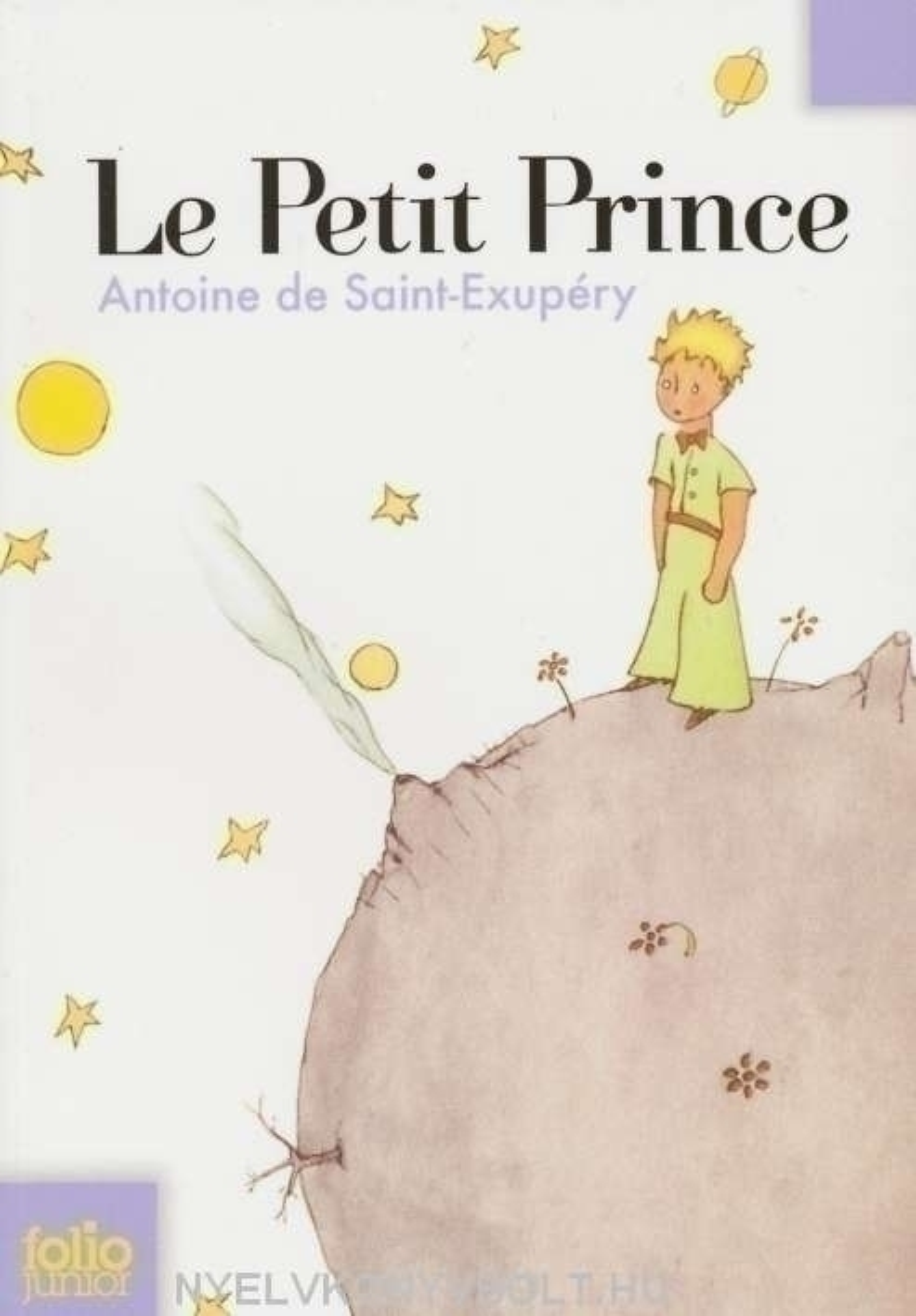 Antoine de Saint-Exupery: Le Petit Prince (A kis herceg francia eredetiben)