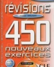 Révisions 450 nouveaux exercices + CD Niveau débutant