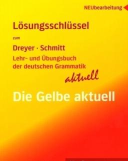 Lehr- und Übungsbuch der deustchen Grammatik aktuell Lösungschlüssel (Die Gelbe aktuell)