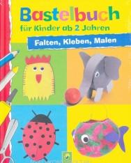 Bastelbuch für Kinder abd 2 Jahren - Falten, Kleben, Malen