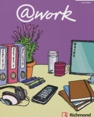 @work Intermediate Student's Book with Internet Access CodeBritish English